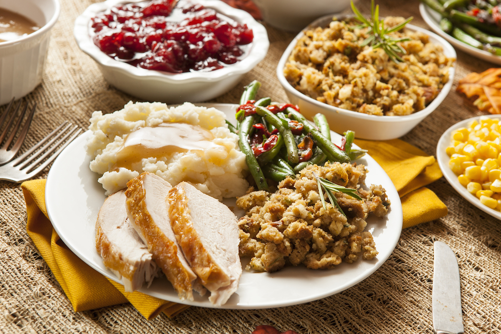 Places To Get Food On Thanksgiving