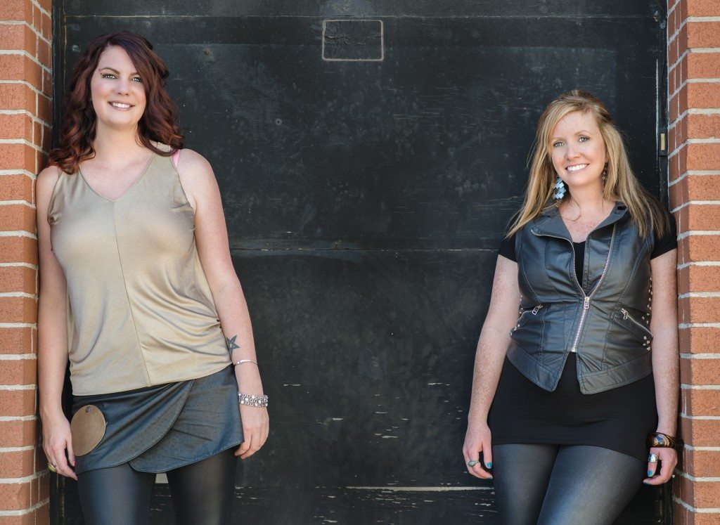 Erin and Colleen Searson are the founding members of the Canadian Celtic band Searson, on stage March 13-15 at Francis Field during the 5th Annual St. Augustine Celtic Music & Heritage Festival. Contributed photo