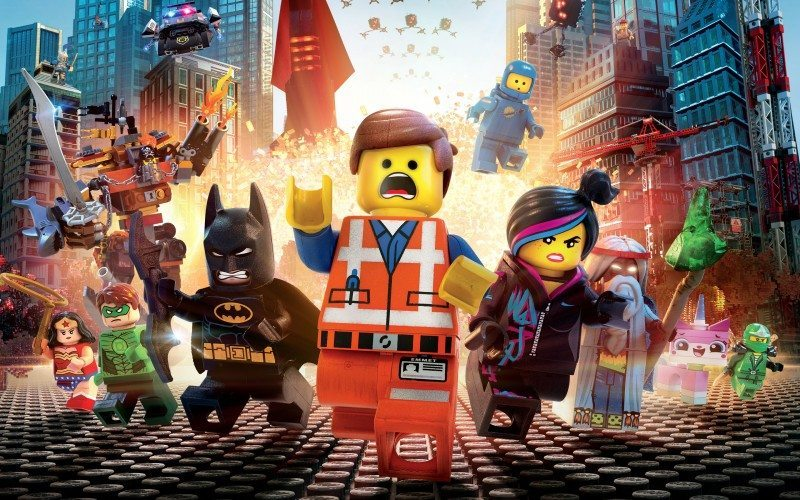 The Lego Movie will be on screen July 15 on the St. Augustine bayfront as part of Movies by the Bay, a free outdoor film series hosted by Ripley's and the City of St. Augustine. Contributed image