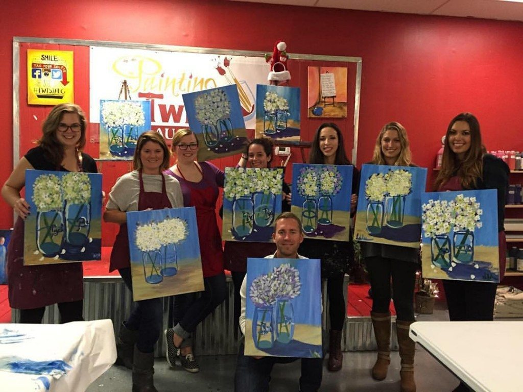 Painting With A Twist Paintings St Augustine Social