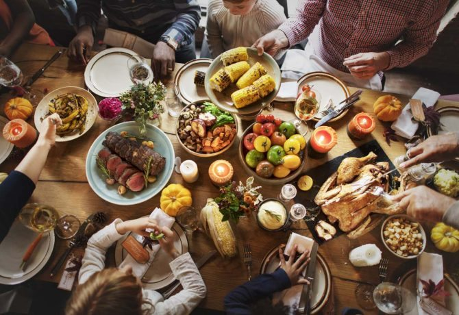 Thanksgiving 2017 in St. Augustine: What to Do When You Don't Feel Like Cooking