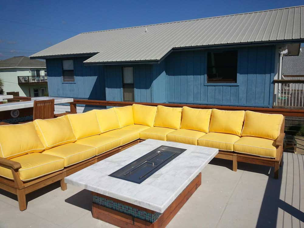 Outdoor Sectional A1a Patio Furniture, Patio Furniture St Augustine Fl