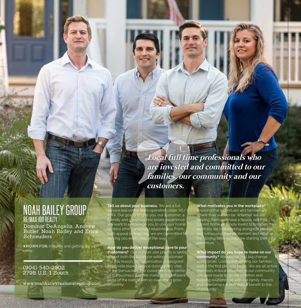 Welcome To The Noah Bailey Real Estate Group