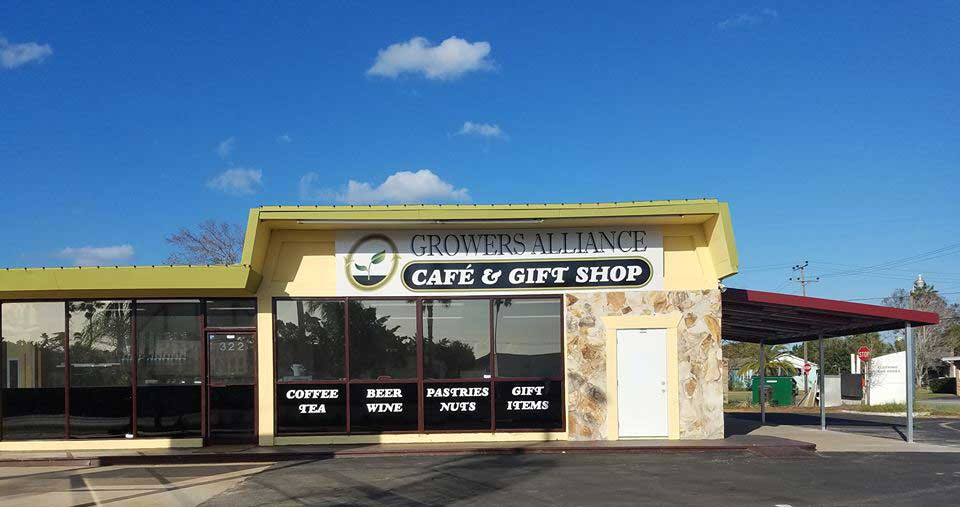 growers alliance coffee and cafe celebrates their first anniversary