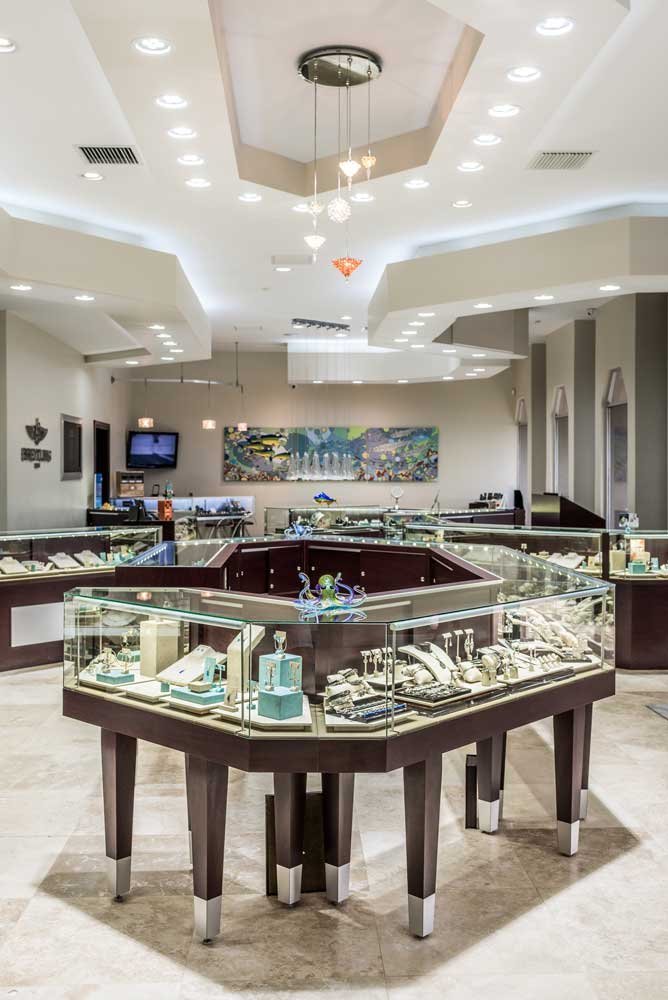 Welcome To The Blue Water Jewelers