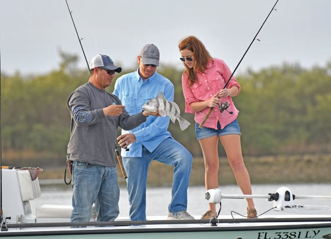 Inshore Fishing Northeast Florida Style » St  Augustine Social