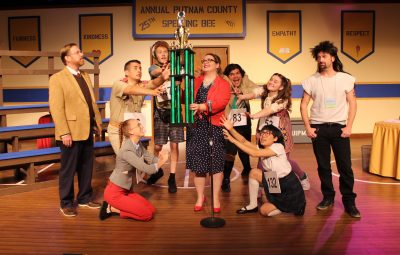 25th annual putnam county spelling bee at limelight theatre in st augustine
