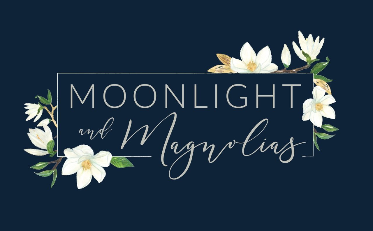 moonlight and magnolias junior service league annual gala moonlight and magnolias 2017 logo