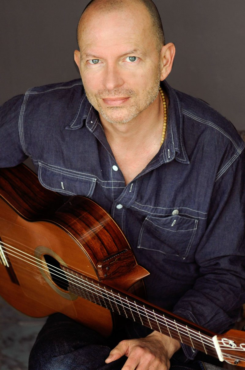 ottmar liebert performs at ponte vedra concert hall florida