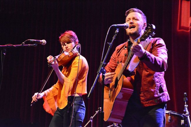 house of hamill performs at celtic music and heritage festival st augustine