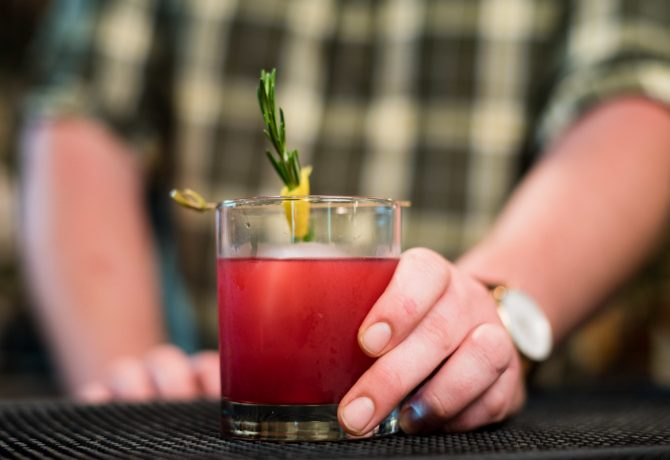 Andy Norris: Mixing Drinks and Sharing Laughs at The Floridian