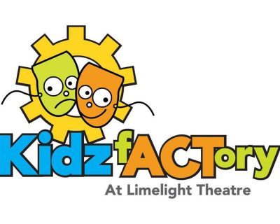 kidzfactory at limelight theatre logo