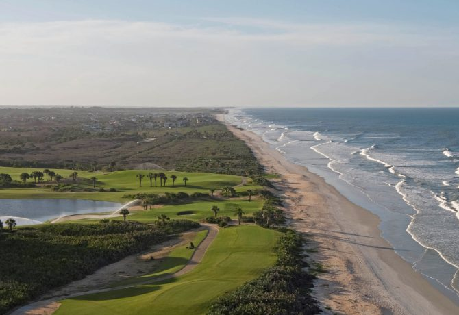 ocean course at hammock beach resort in palm coast florida