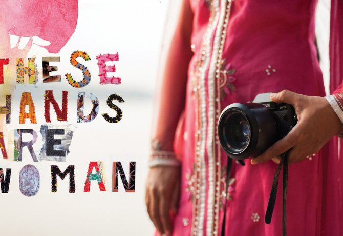 These Hands are Woman: Her Future Coalition hosts Vision for Empowerment Art Exhibition