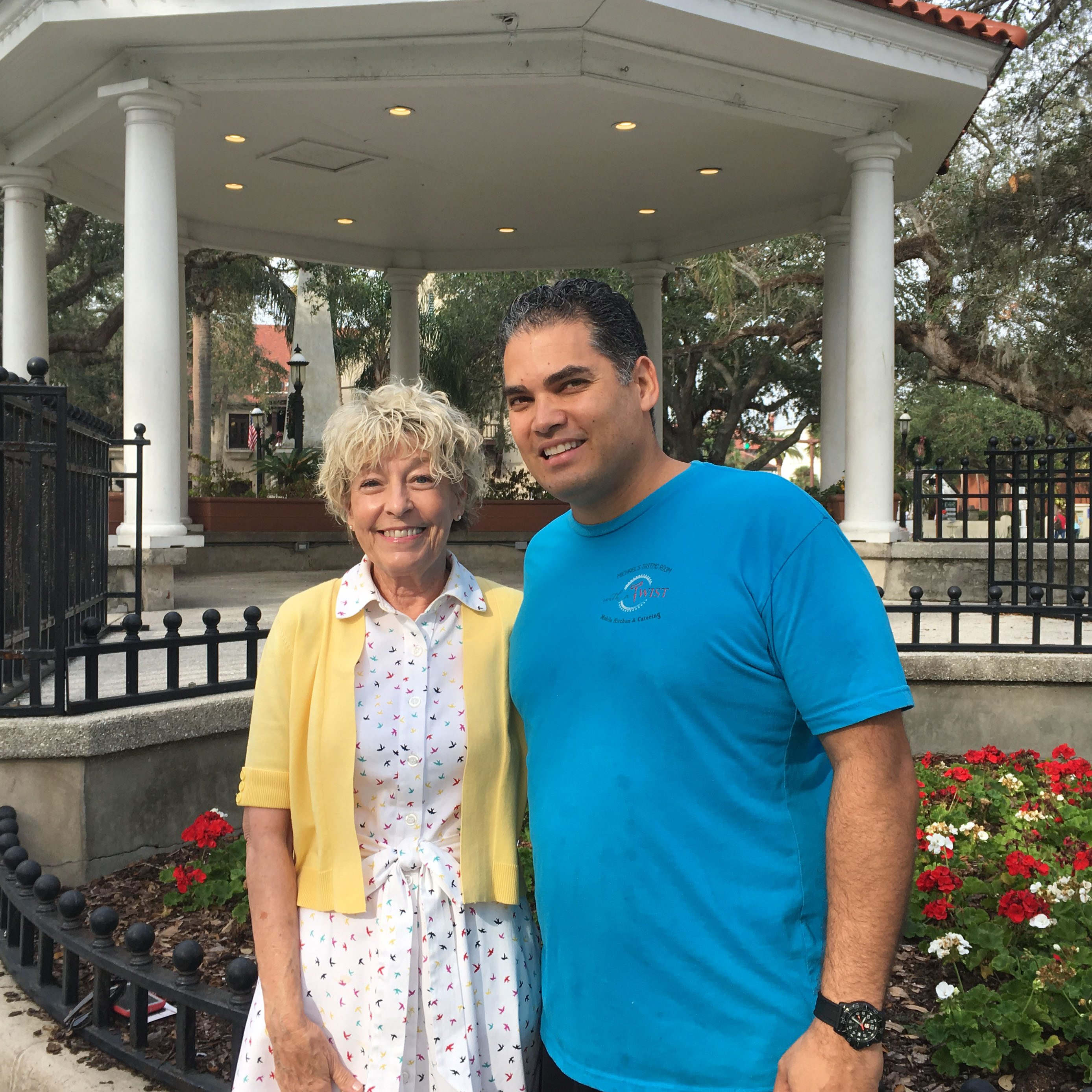 Wanda Bray and Chef Michael Lugo are named as the Nights of Lights honorees for the 24th season