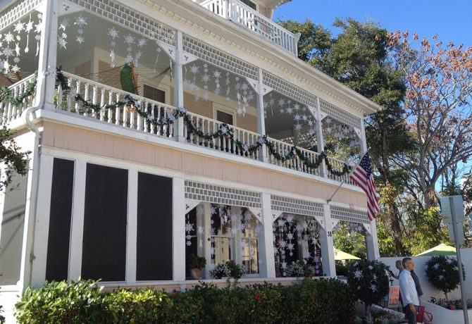 bed and breakfast holiday tour