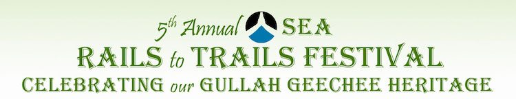 rails to trails festival logo