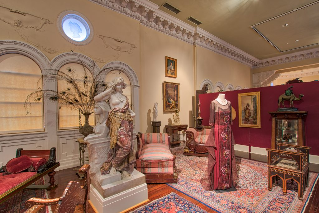 dressing downton exhibition at the lightner museum