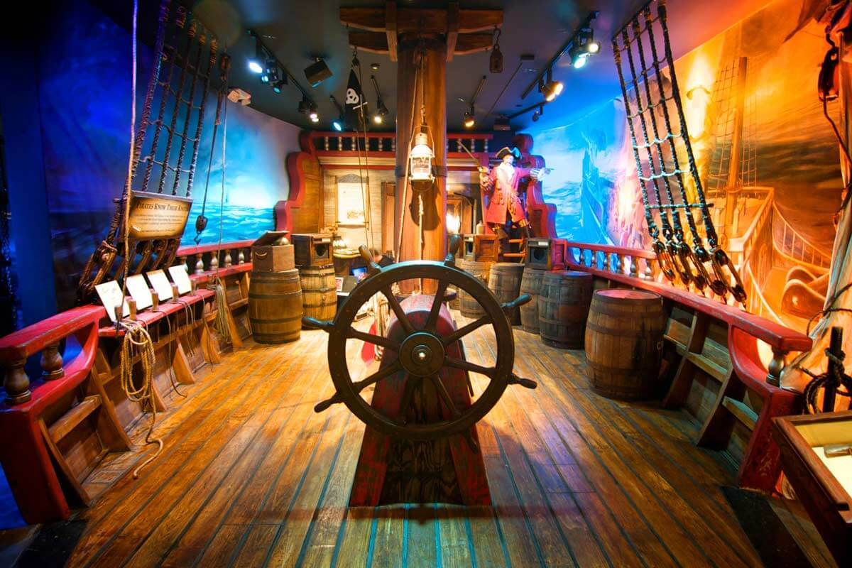 st augustine pirate and treasure musuem