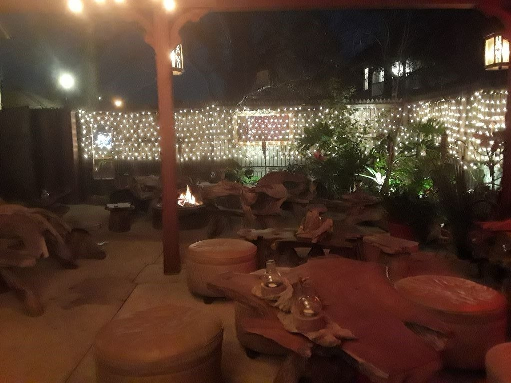 secret garden of shisha opens behind golden gypsy st augustine