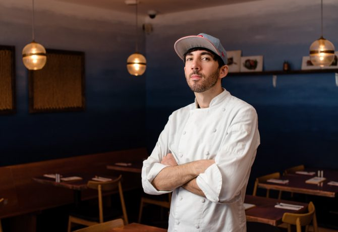 A Midwestern Boy with a Knack for Seafood: Meet Chef Joshua Smith of Catch 27