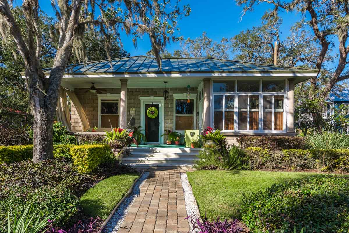 lincolnville home exterior st augustine