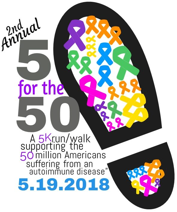 5 for the 50 run/walk st augustine university