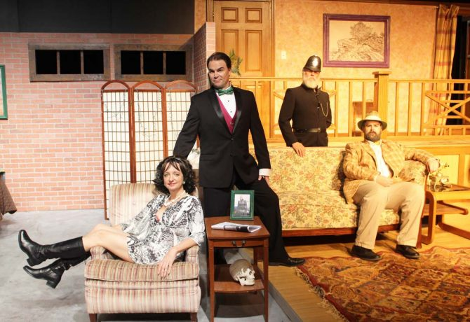 Murder, Mayhem, and Mischief: A Review of Limelight Theatre's Corpse!