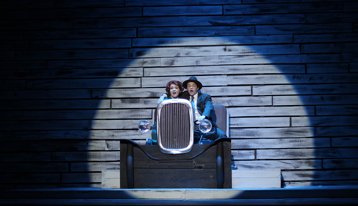 st augustine high school presents bonnie and clyde 2018