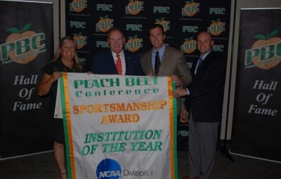 flagler college award pcb institution sportsmanship award 2018