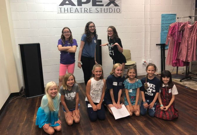 Apex Theatre Studio Kicks Off the Summer with Pinkalicious