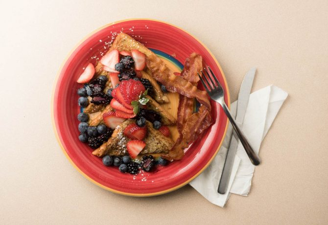 6 French Toast Favorites in St. Augustine