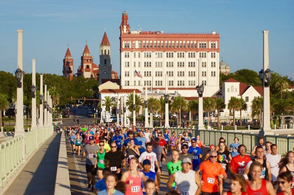 bridge of lions 5k st augustine 2018
