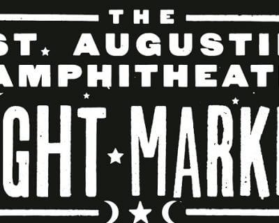 st. Augustine night market