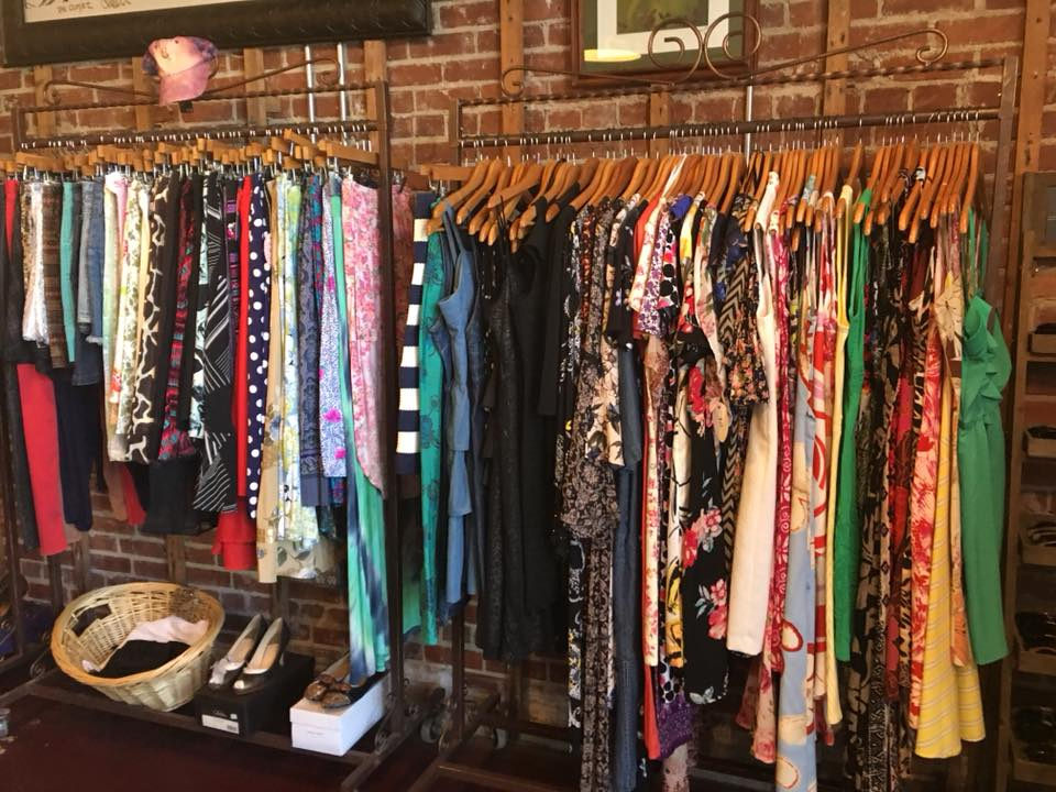 the closet vintage clothing store in st augustine florida