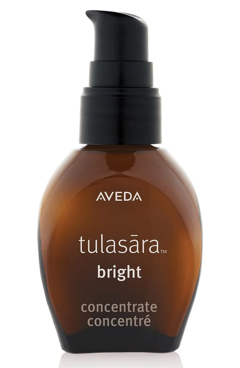 tulasara bright serum aveda at panache salon