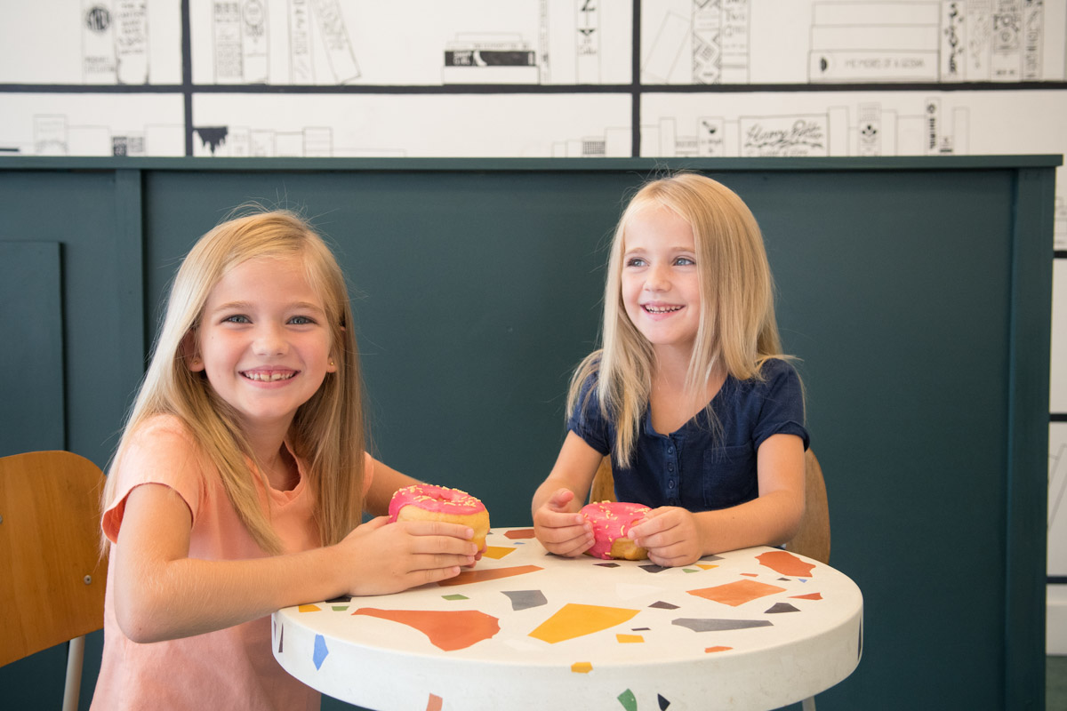fiction donuts in st augustine starts kids book club