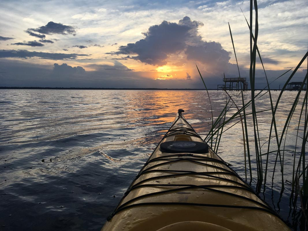 kayak tours st johns county