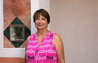 joyce mahr of the betty griffin center st augustine