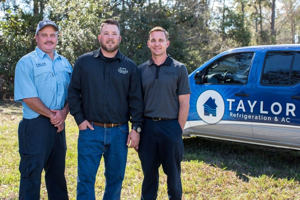Welcome To The Taylor Refrigeration & AC