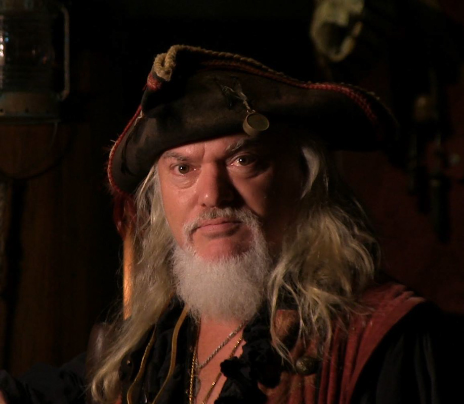 captain william mayhem pirate of st augustine