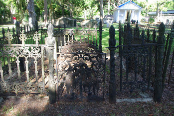 Tolomato Cemetery Guided Tours of Saint Augustine