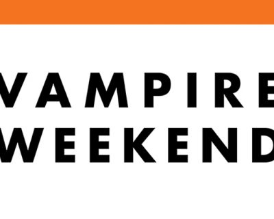 vampire weekend at the st. augustine amphitheater