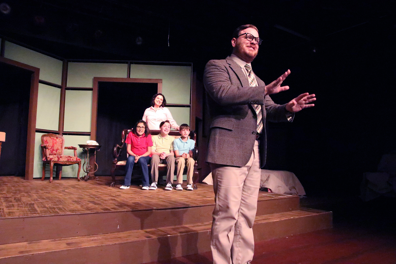 fun home limelight theatre st. Augustine