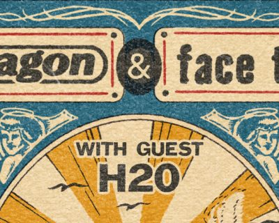 Lagwagon and face to face st. augustine