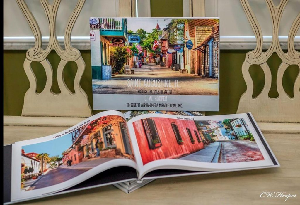 cw hooper coffee table book supports alpha omega miracle home st augustine