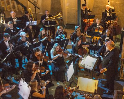 st augustine orchestra in concert