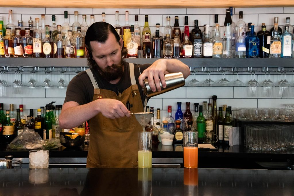 bartender at bellwether jacksonville