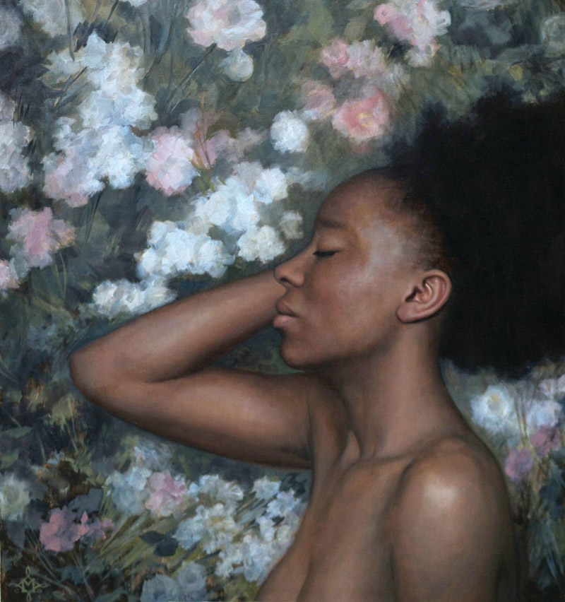 """In Our Nature–Dreaming"" by Christina Grace Mastrangelo, 2020 STAAA Spring Members Online Exhibit"