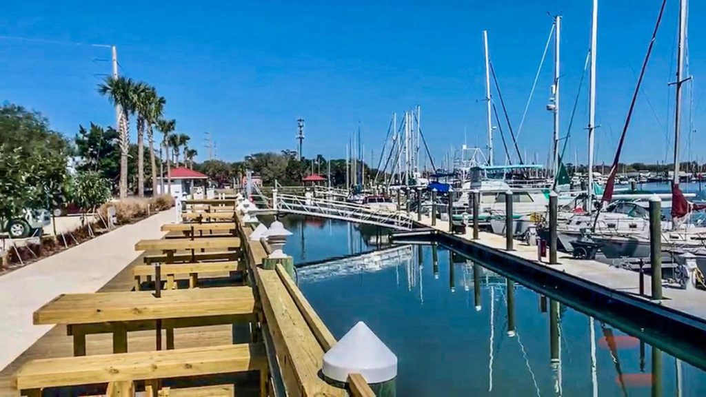 marina munch food truck park on the water in st augustine florida